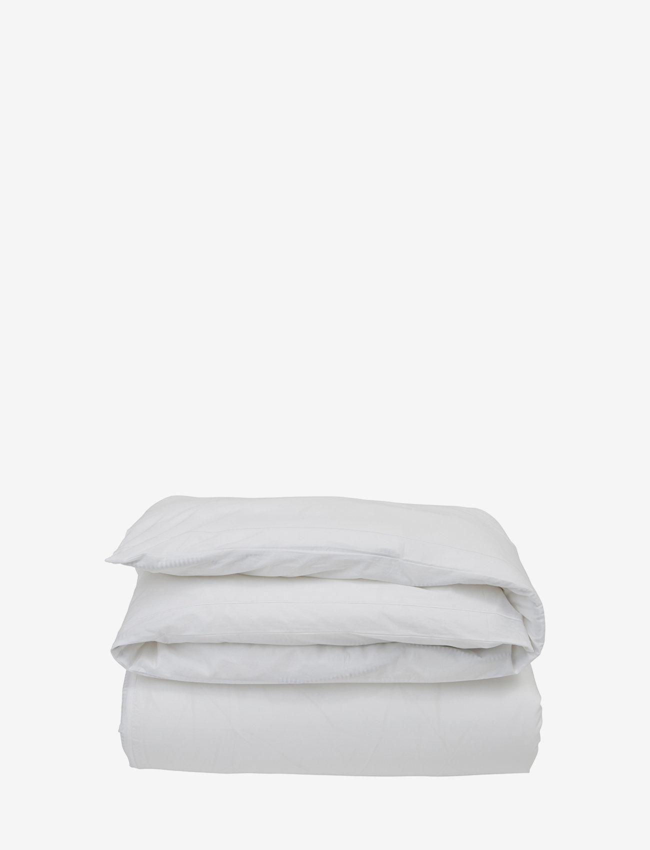 Lexington Home - Hotel Percale White/White Duvet - housses de couette - white/white - 0