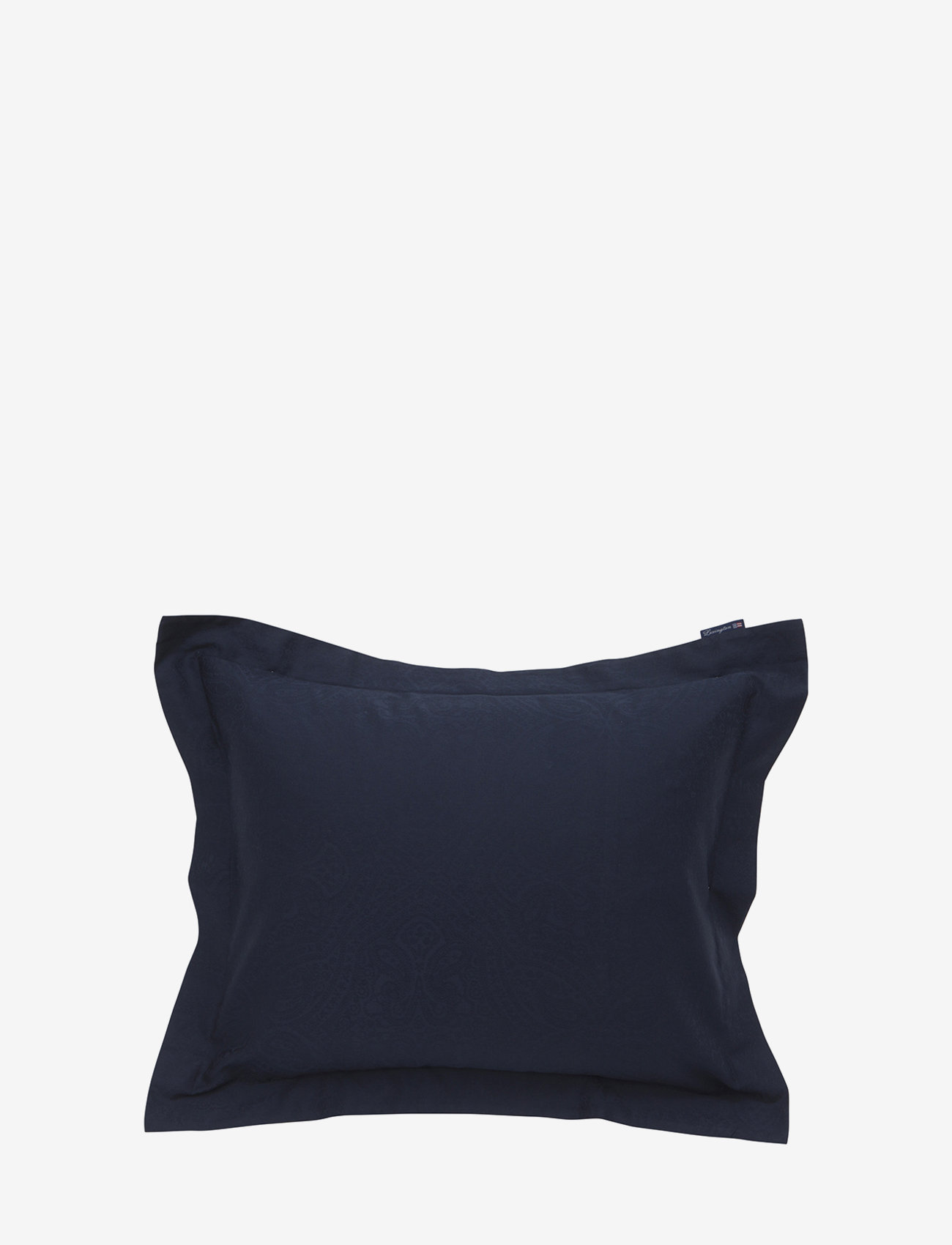 Lexington Home - Hotel Sateen Jacquard Blue Pillowcase - taies d'oreiller - blue - 0