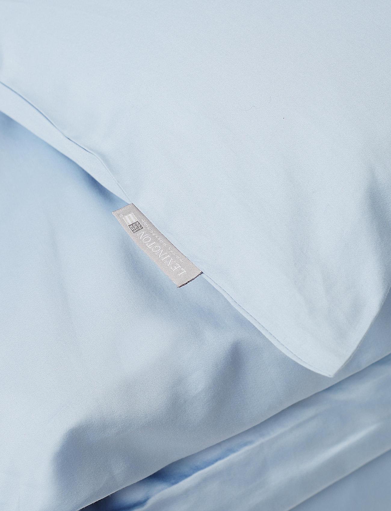 Lexington Home - Hotel Cotton Sateen Sky Blue Duvet Cover - housses de couette - sky blue - 1