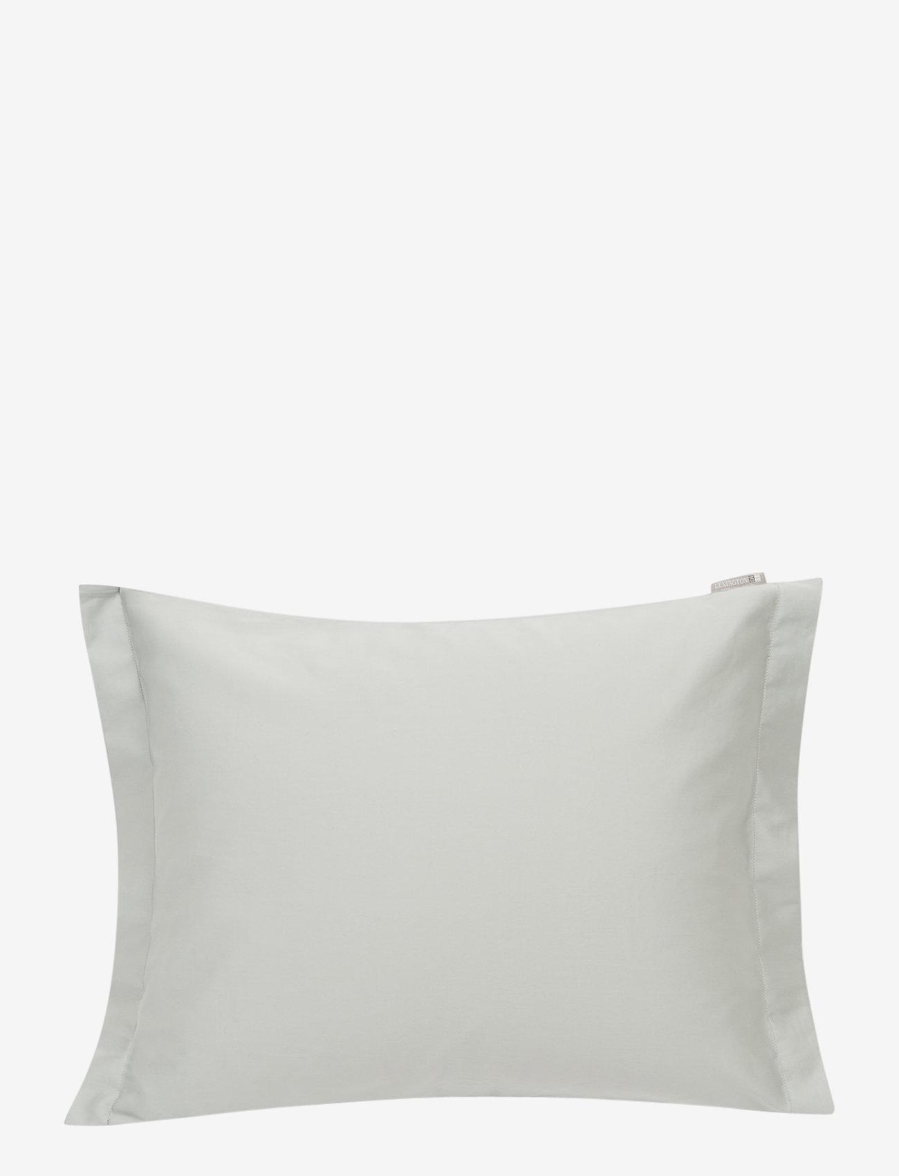 Lexington Home - Hotel Cotton Sateen Sage Green Pillowcase - taies d'oreiller - sage green - 0