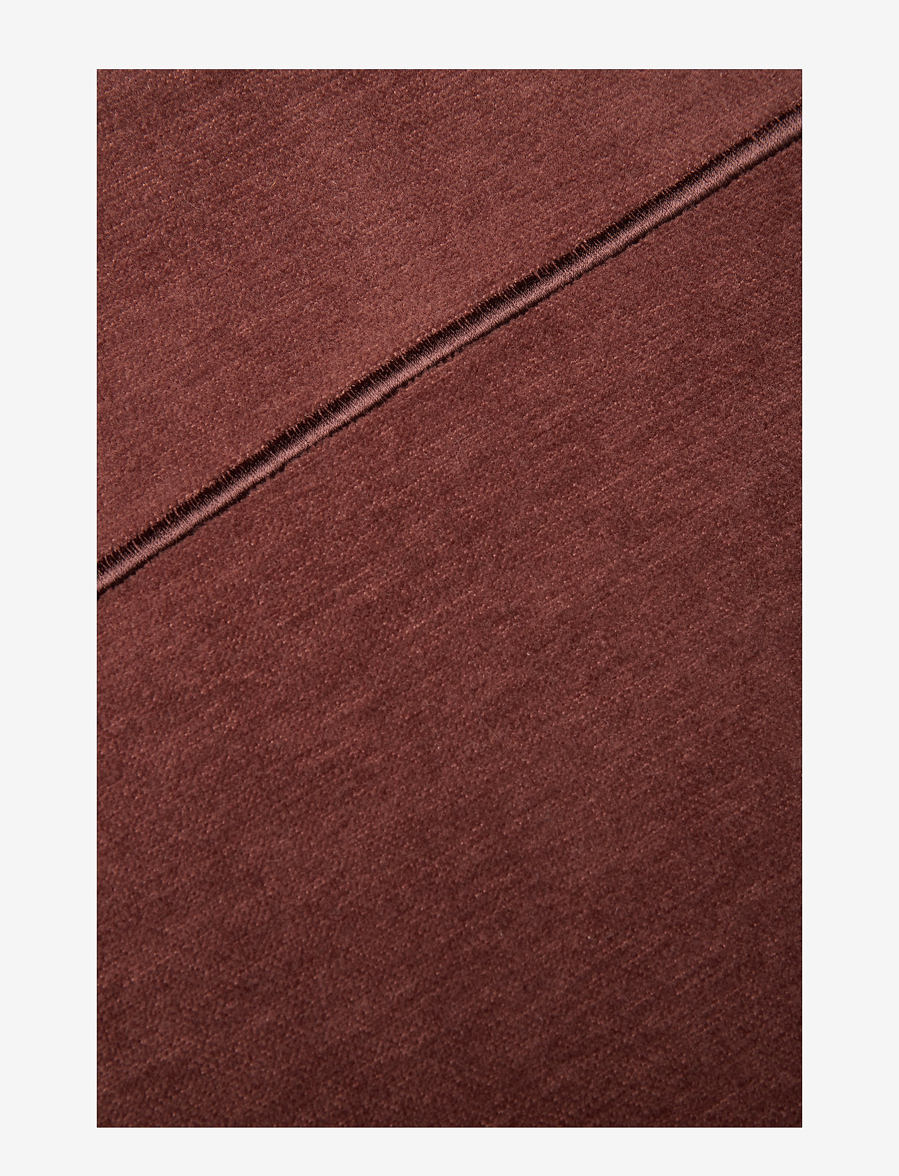 Lexington Home - Hotel Velvet Bedspread - päiväpeitto - chestnut - 1