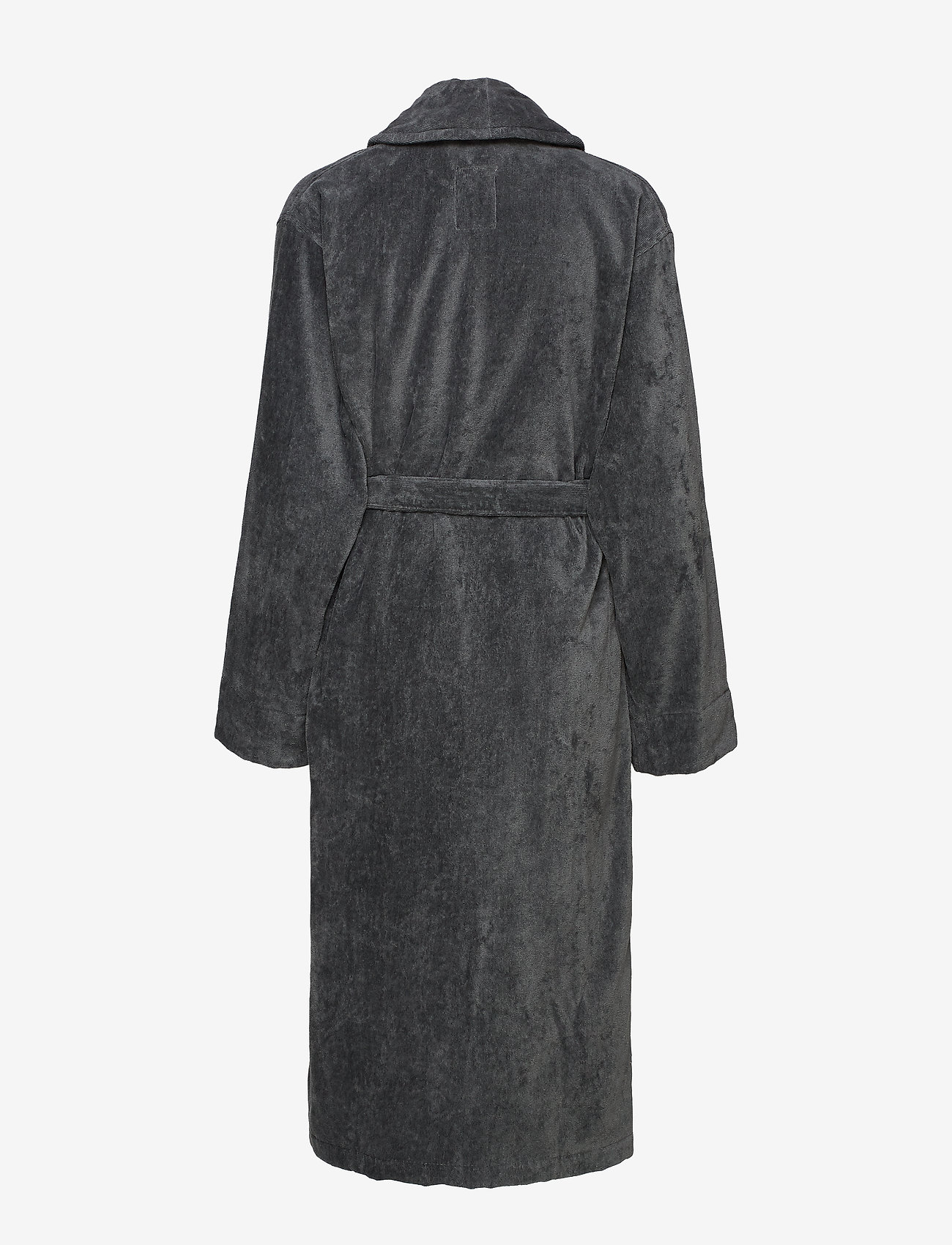 Lexington Home - Hotel Velour Robe - aamutakit - gray - 1
