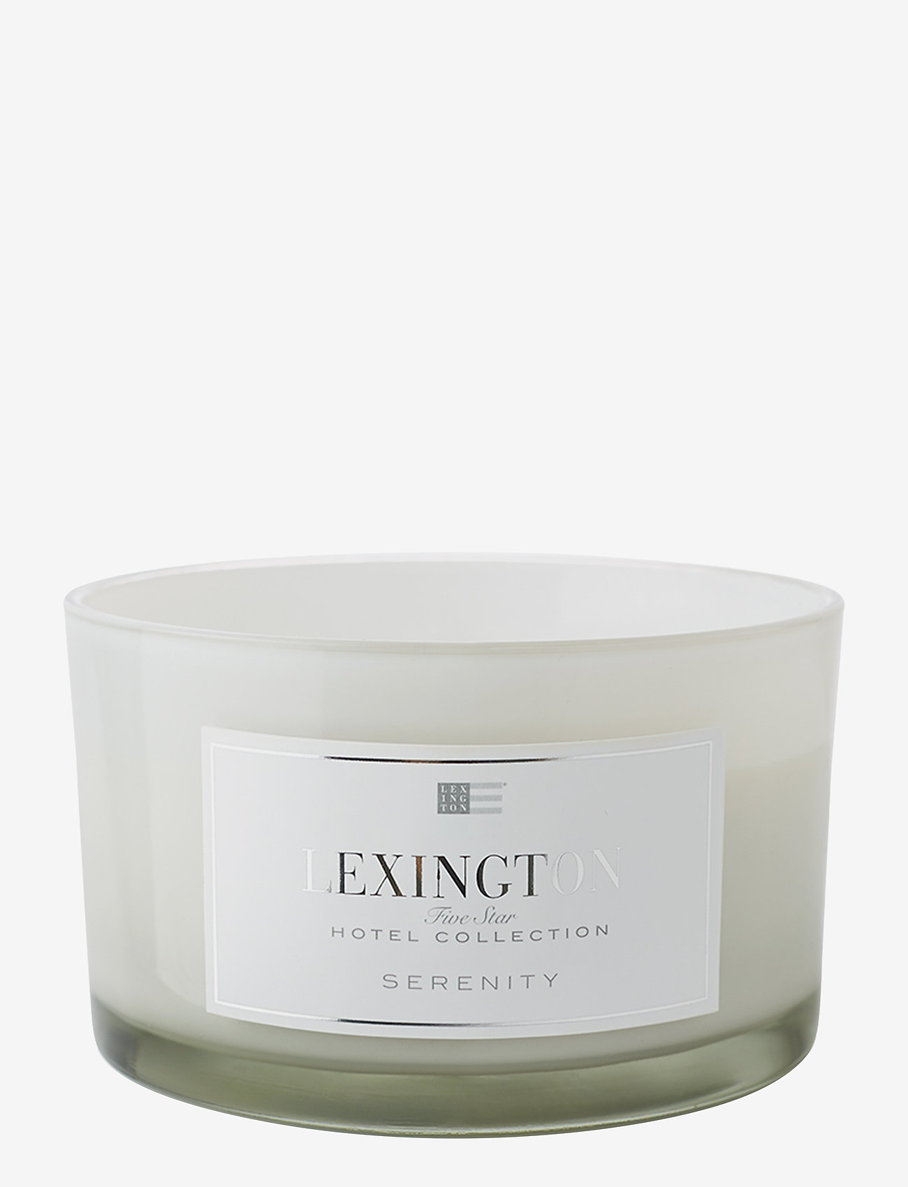 Lexington Home - Hotel Scented Candle Serenity (with 3 wicks) - tuoksu - serenity - 0