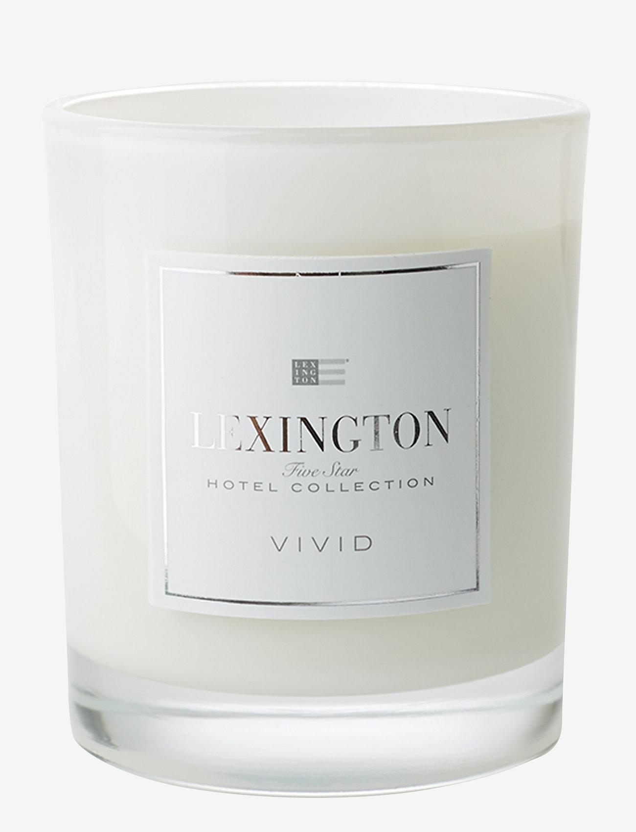Lexington Home - Hotel Scented Candle Vivid - tuoksu - vivid - 0