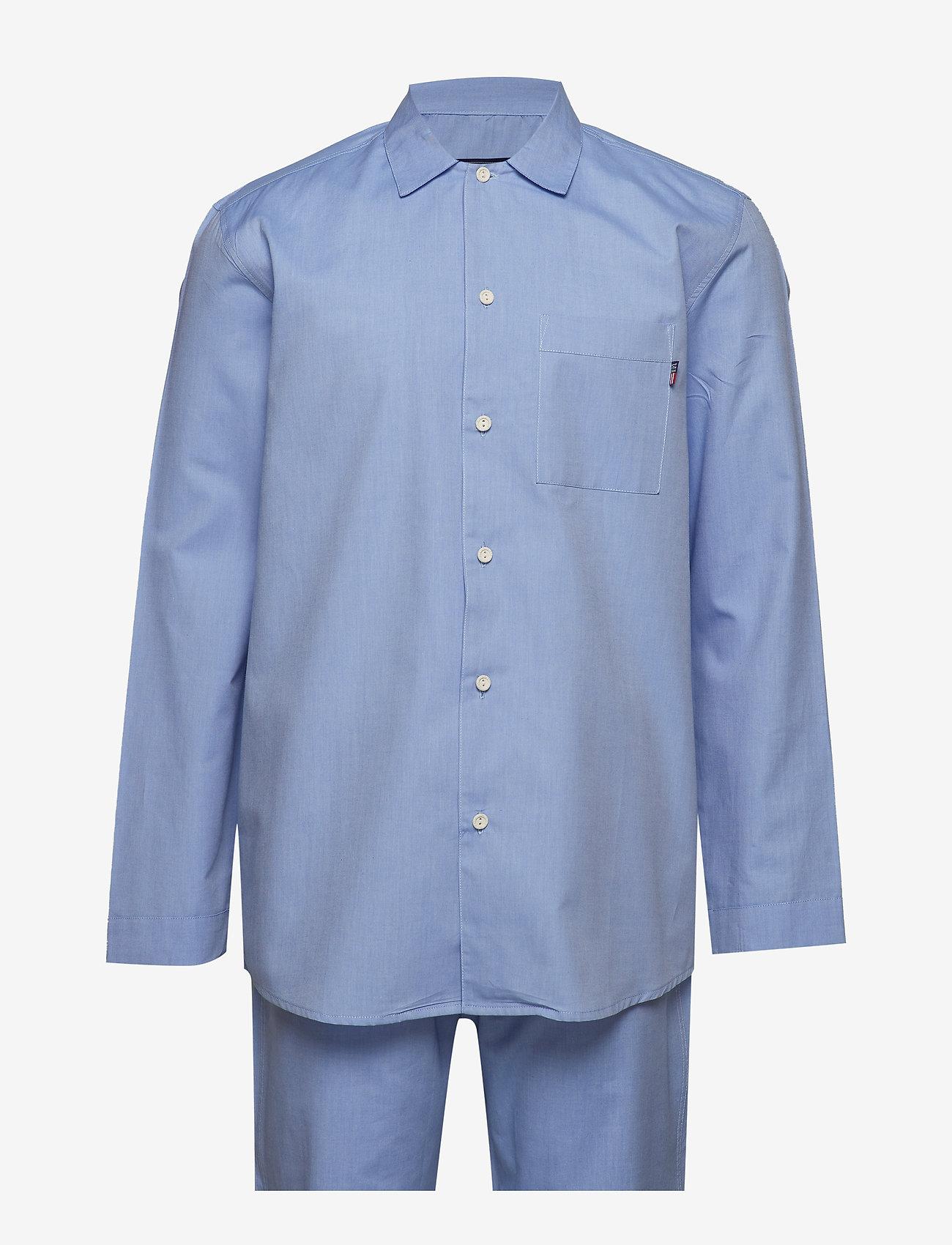 Lexington Home - Alexis Unisex Pajama - pyjamas - lt. blue - 0