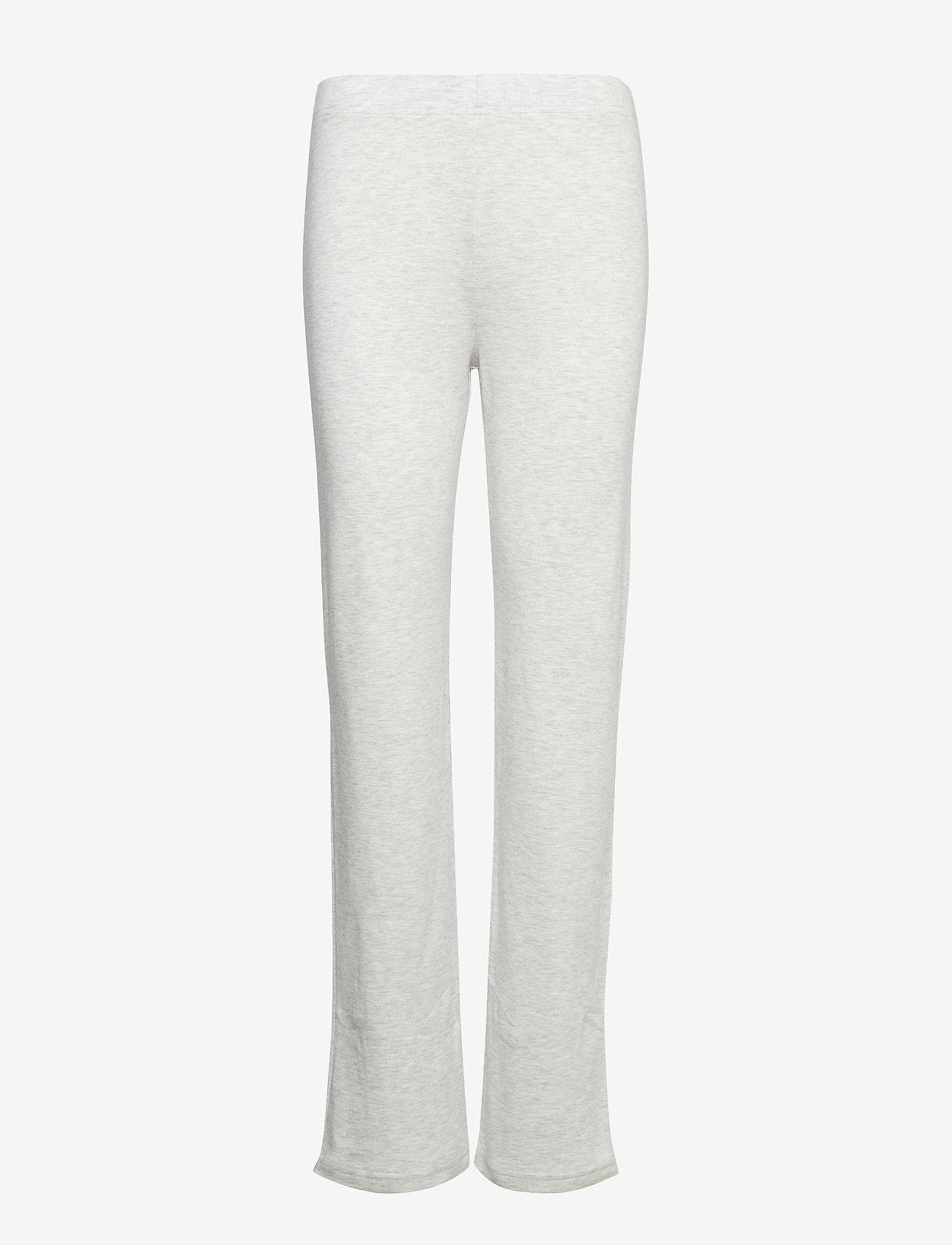 Lexington Home - Alice Jersey Pajama - nederdelar - lt. gray - 0