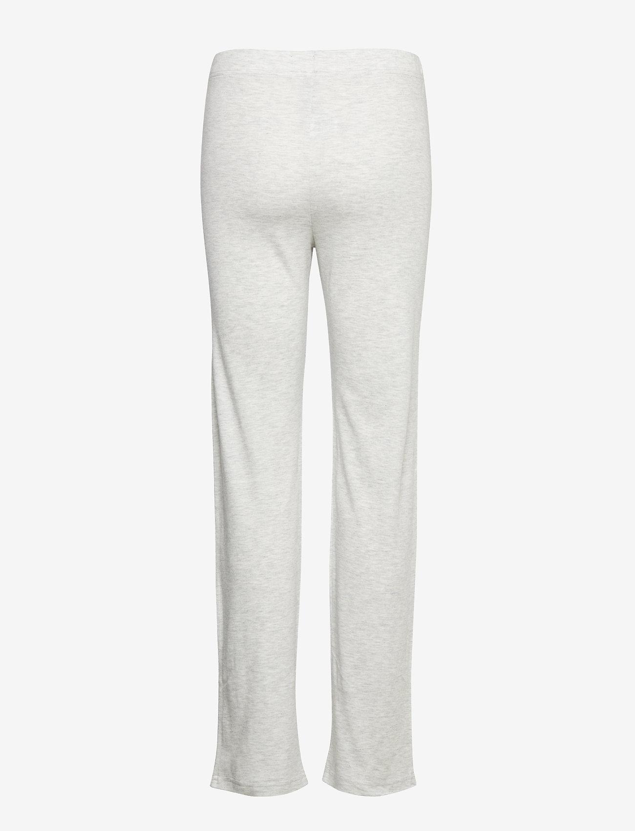Lexington Home - Alice Jersey Pajama - nederdelar - lt. gray - 1
