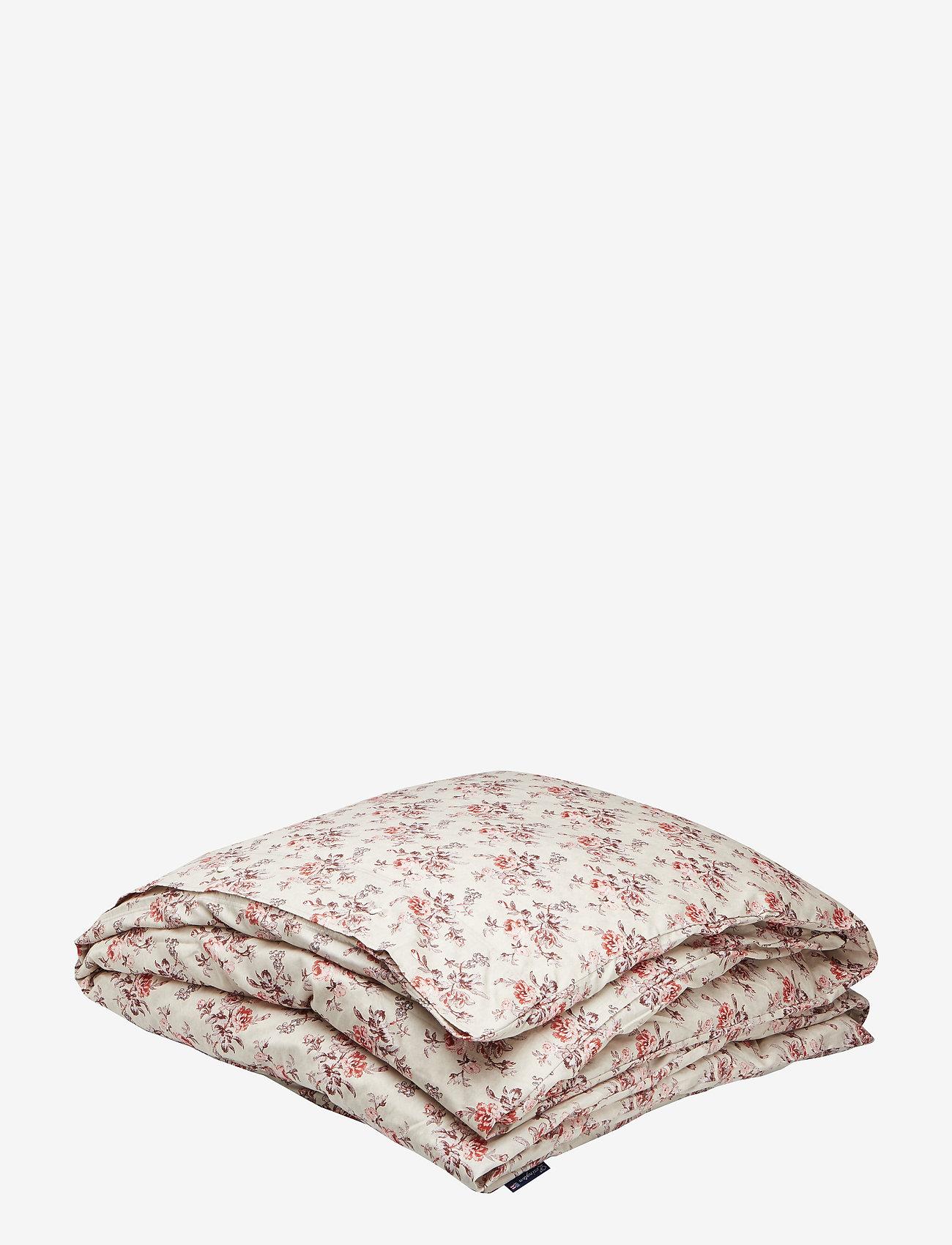 Lexington Home - Printed Floral Sateen Duvet - housses de couette - autumn floral - 0