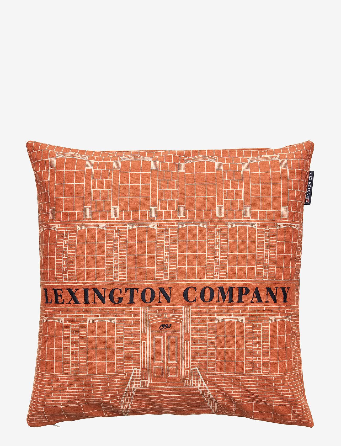 Lexington Home - House Sham - pillowcases - rust - 0