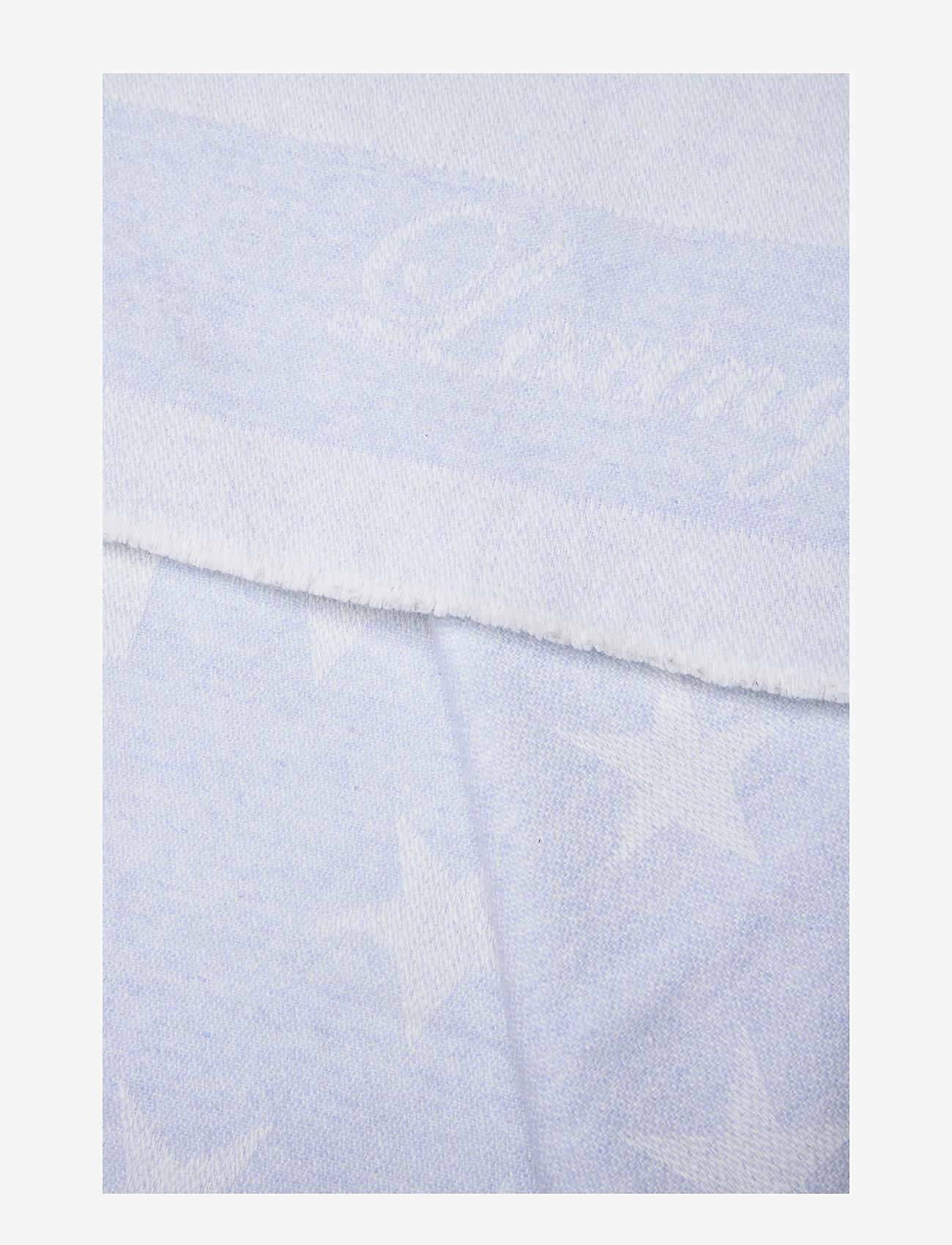 Lexington Home - Wool Flag Throw - blankets - lt blue - 1