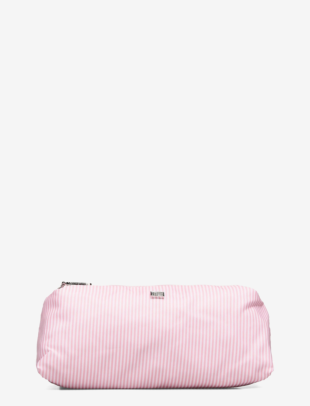 Lexington Home - Icons Small Toilet Bag - meikkilaukut - pink/white stripe - 0