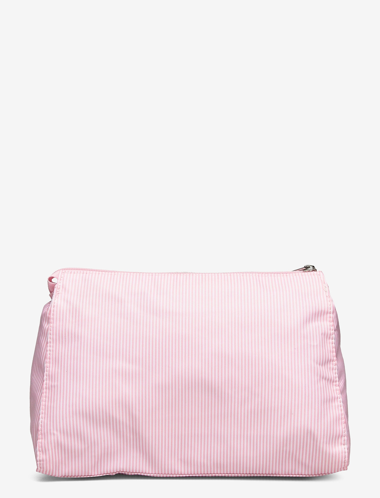 Lexington Home - Icons Big Toilet Bag - meikkilaukut - pink/white stripe - 1