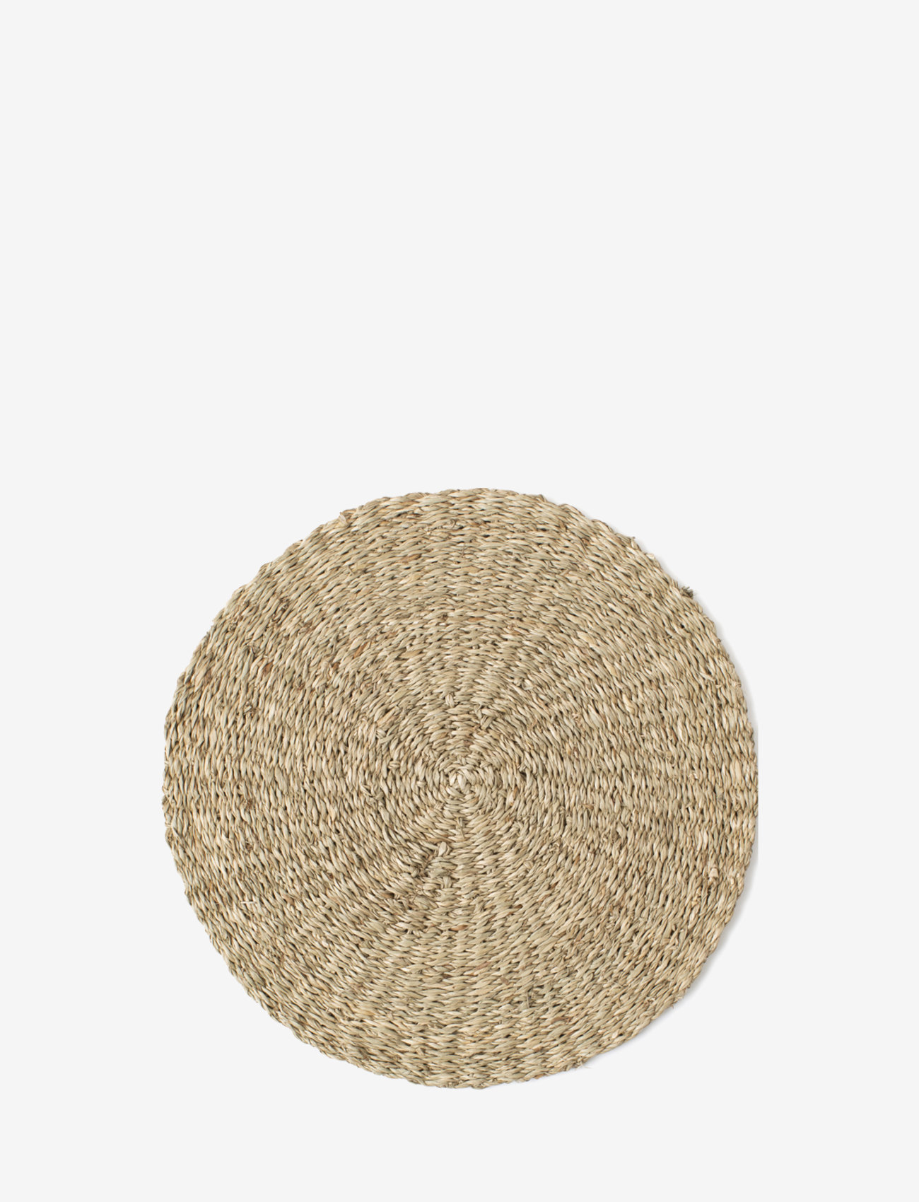 Lexington Home - Seagrass Round Placemat - natural - 0
