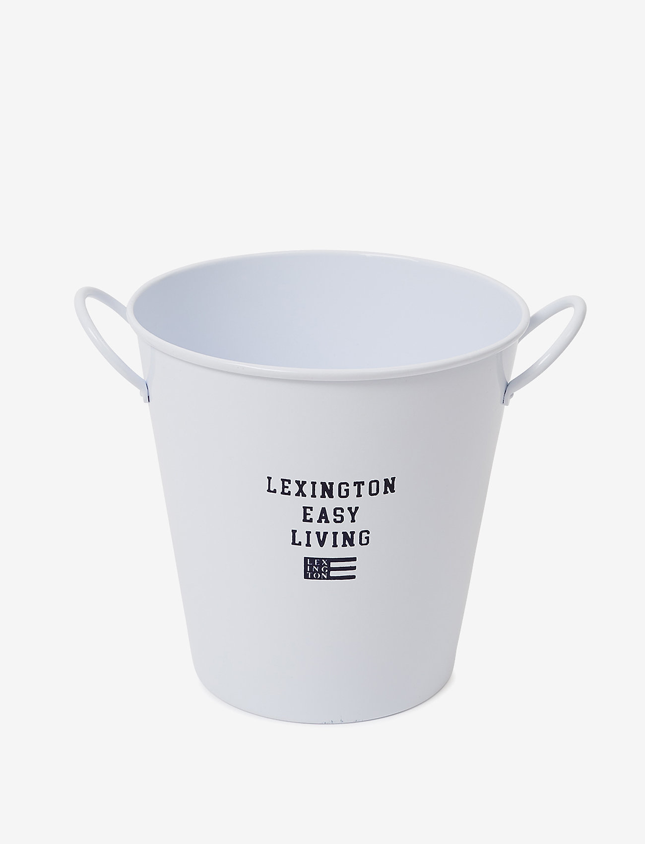 Lexington Home - Easy Living Ice Bucket - seaux à glace - white - 0