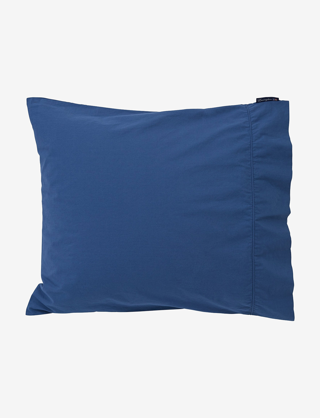Lexington Home - Blue Washed Cotton Pillowcase - tyynyliinat - blue - 0
