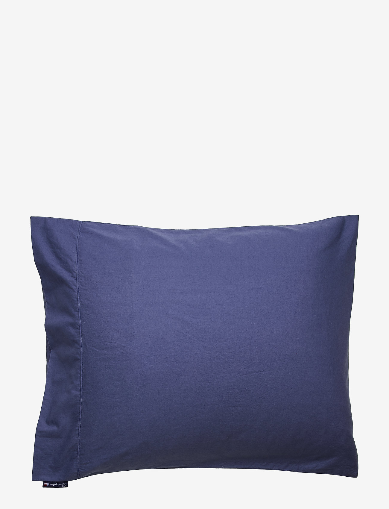 Lexington Home - Blue Washed Cotton Pillowcase - tyynyliinat - blue - 1