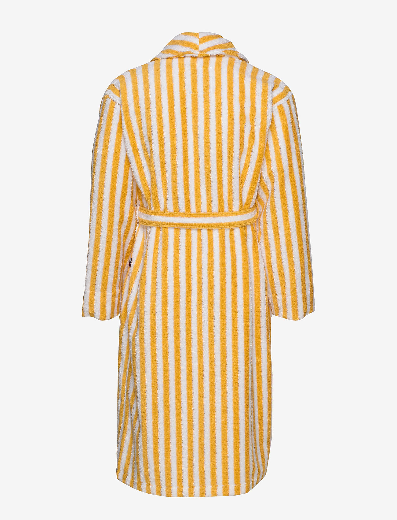 Lexington Home - Striped Cotton-Mix Terry Robe - bedrok - yellow/white - 1