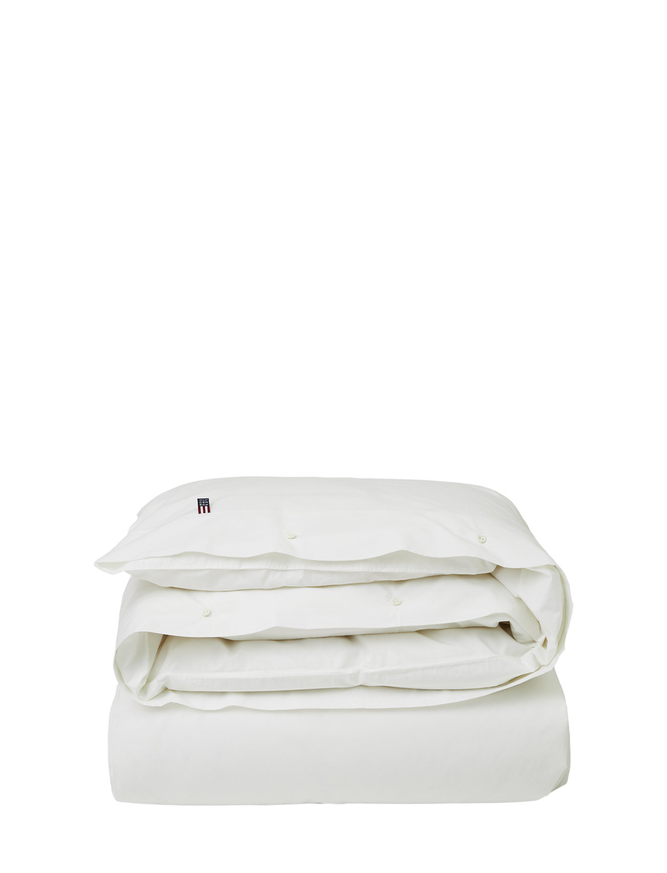 Lexington Home Pin Point White Duvet - WHITE