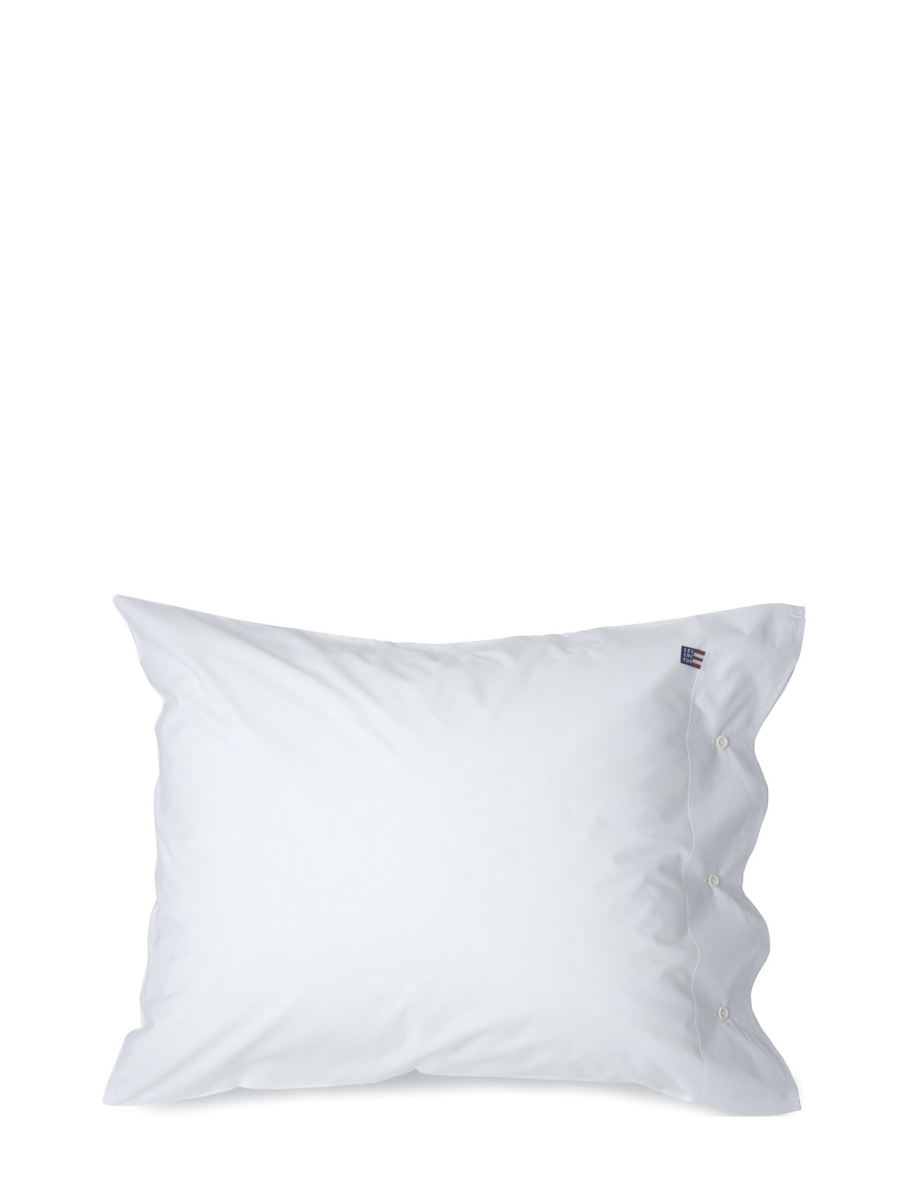 Lexington Home Pin Point White Pillowcase - WHITE