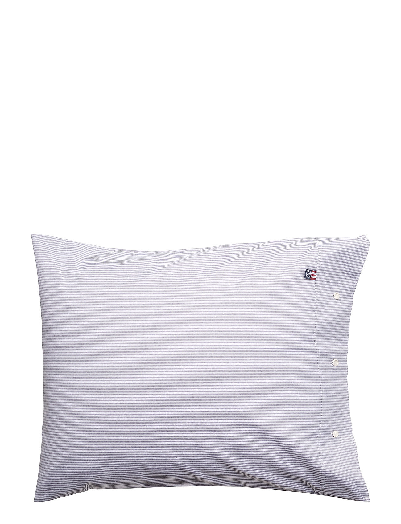 Lexington Home Pin Point Navy/White Pillowcase - NAVY/WHITE