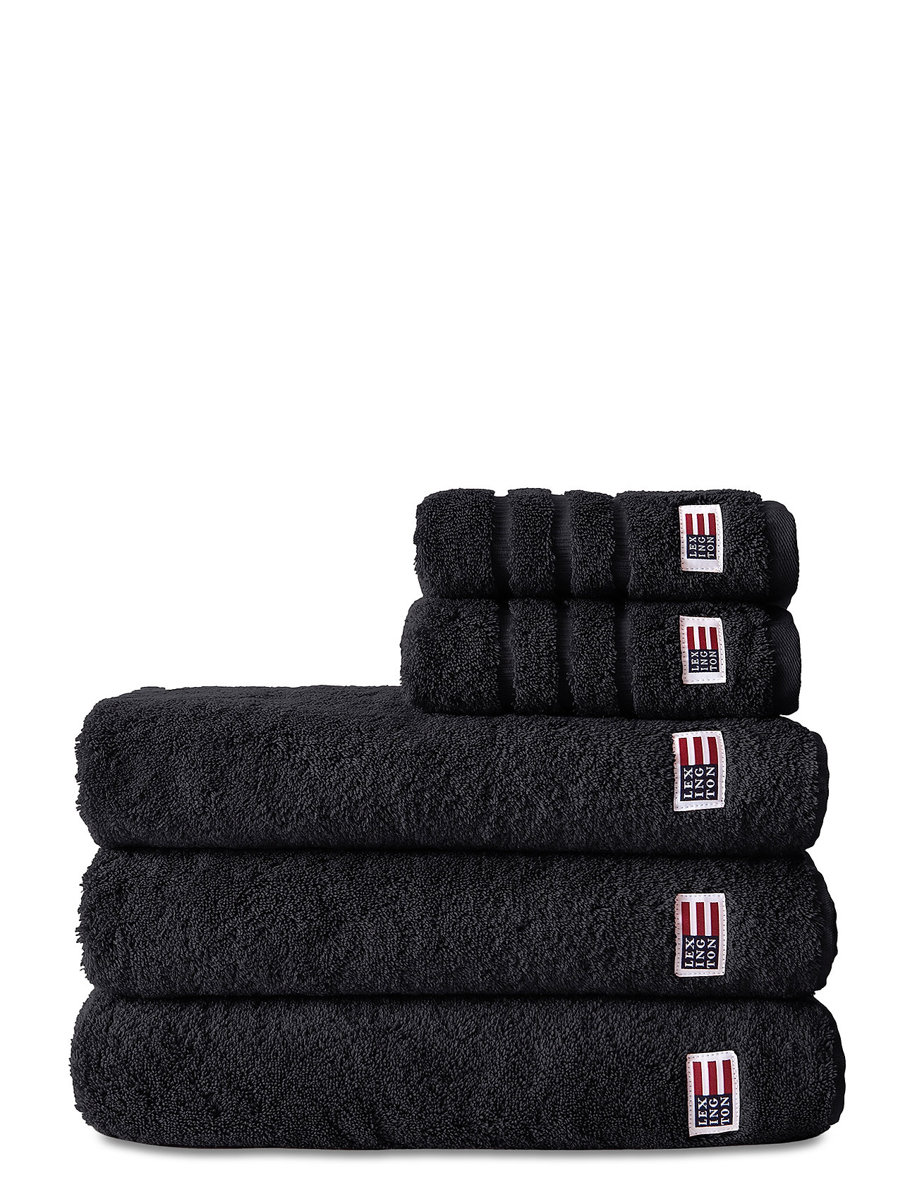 Original Towel Black - Lexington Home