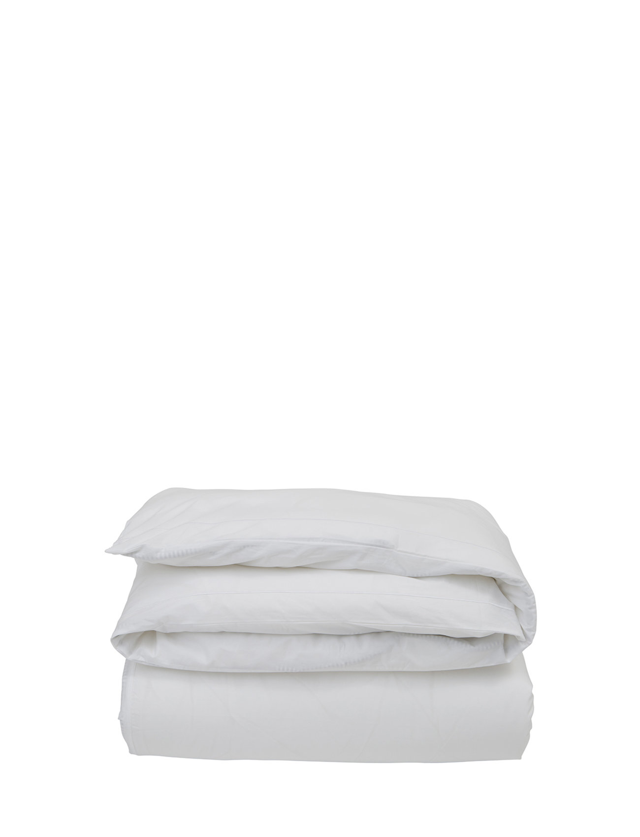 Lexington Home Hotel Percale White/White Duvet - WHITE/WHITE