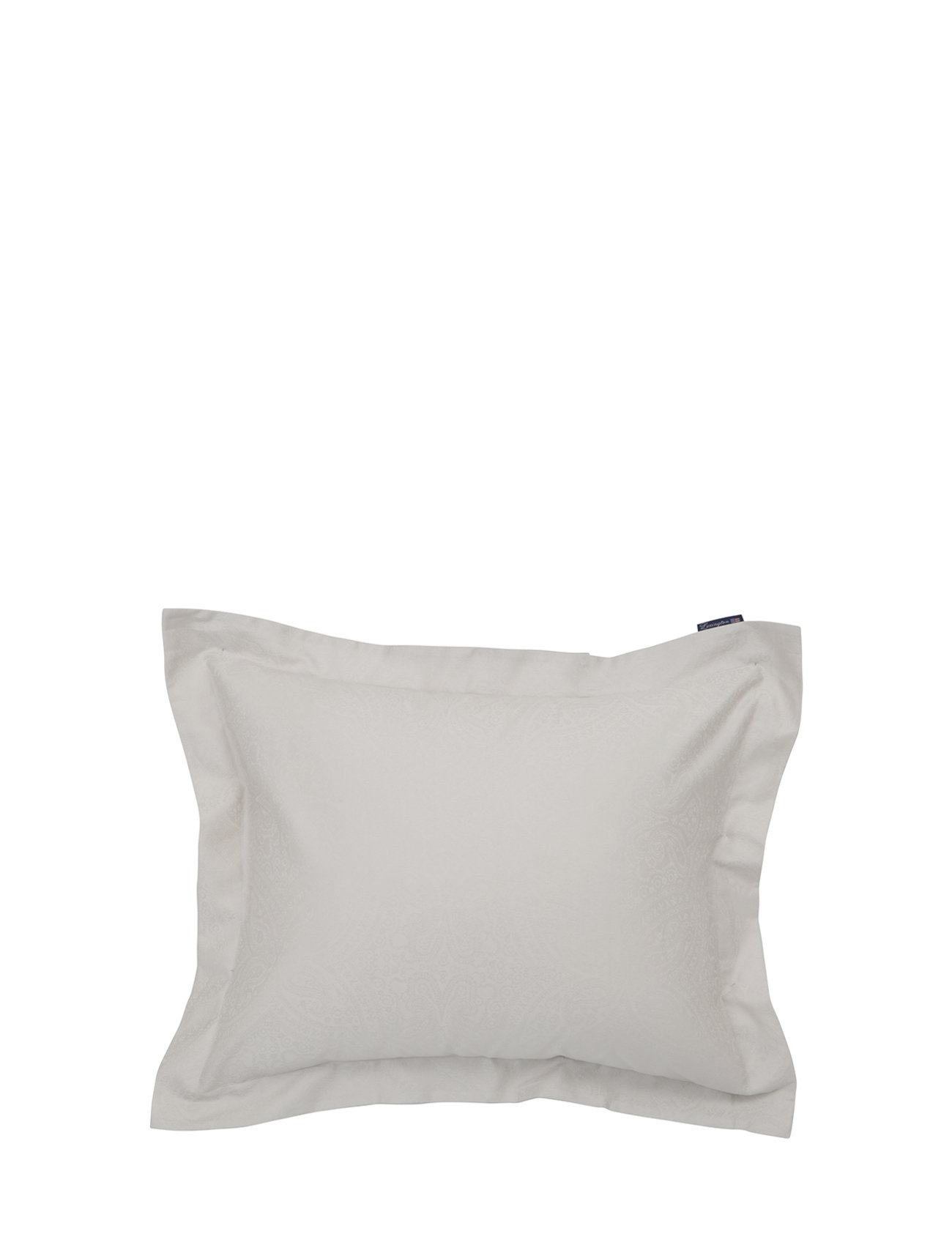 Lexington Home Hotel Sateen Jacquard Lt Beige Pillowcase - LT BEIGE