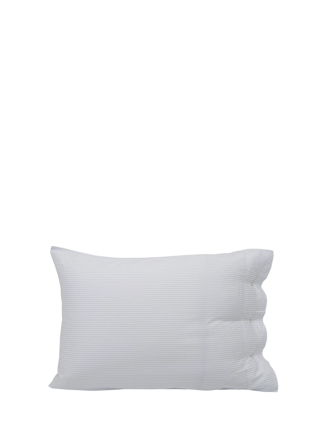 Pillowcasewhite Stripe Tencel Home blue White Hotel blueLexington TXuwOPZilk