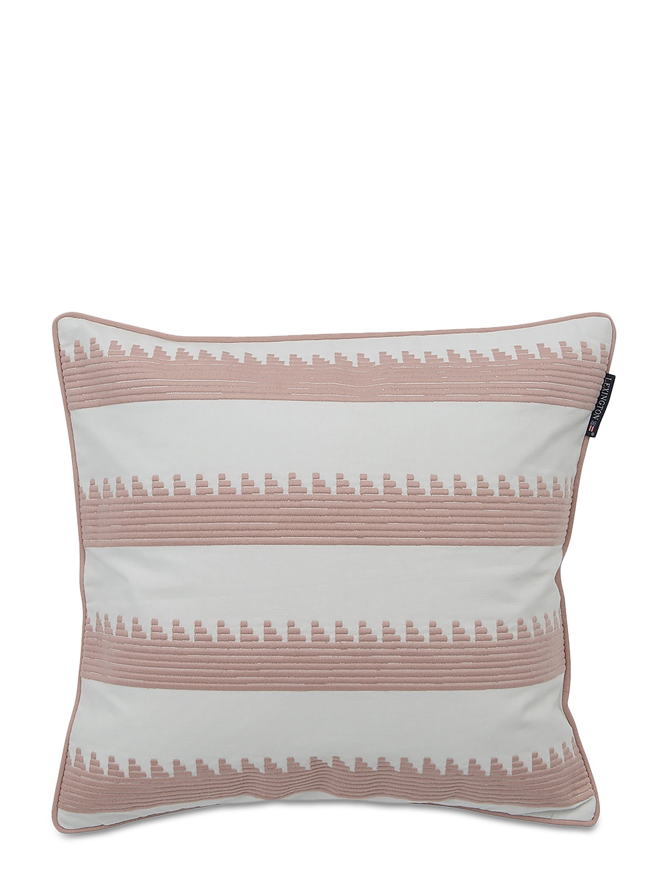 Home Home Embroidery Embroidery Striped Striped Shampink Shampink Embroidery whiteLexington whiteLexington Striped wm80NvnO