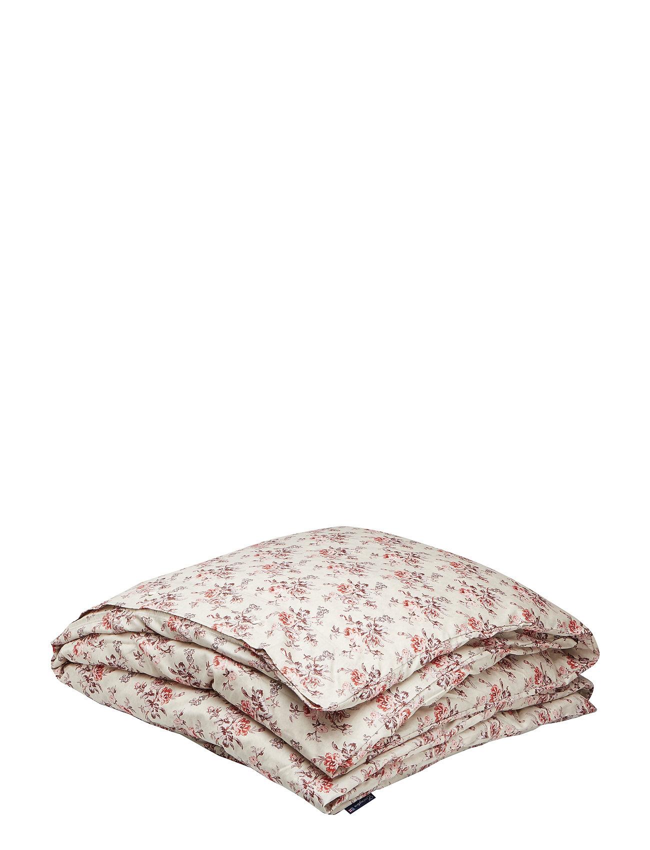 Lexington Home Printed Floral Sateen Duvet - AUTUMN FLORAL