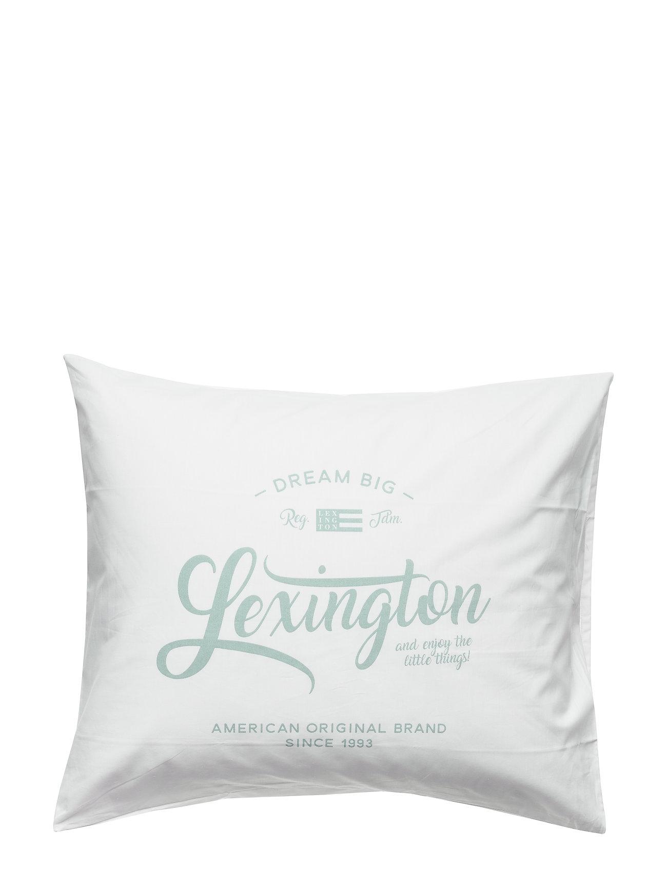 Lexington Home Lexington Printed Pillowcase - WHITE