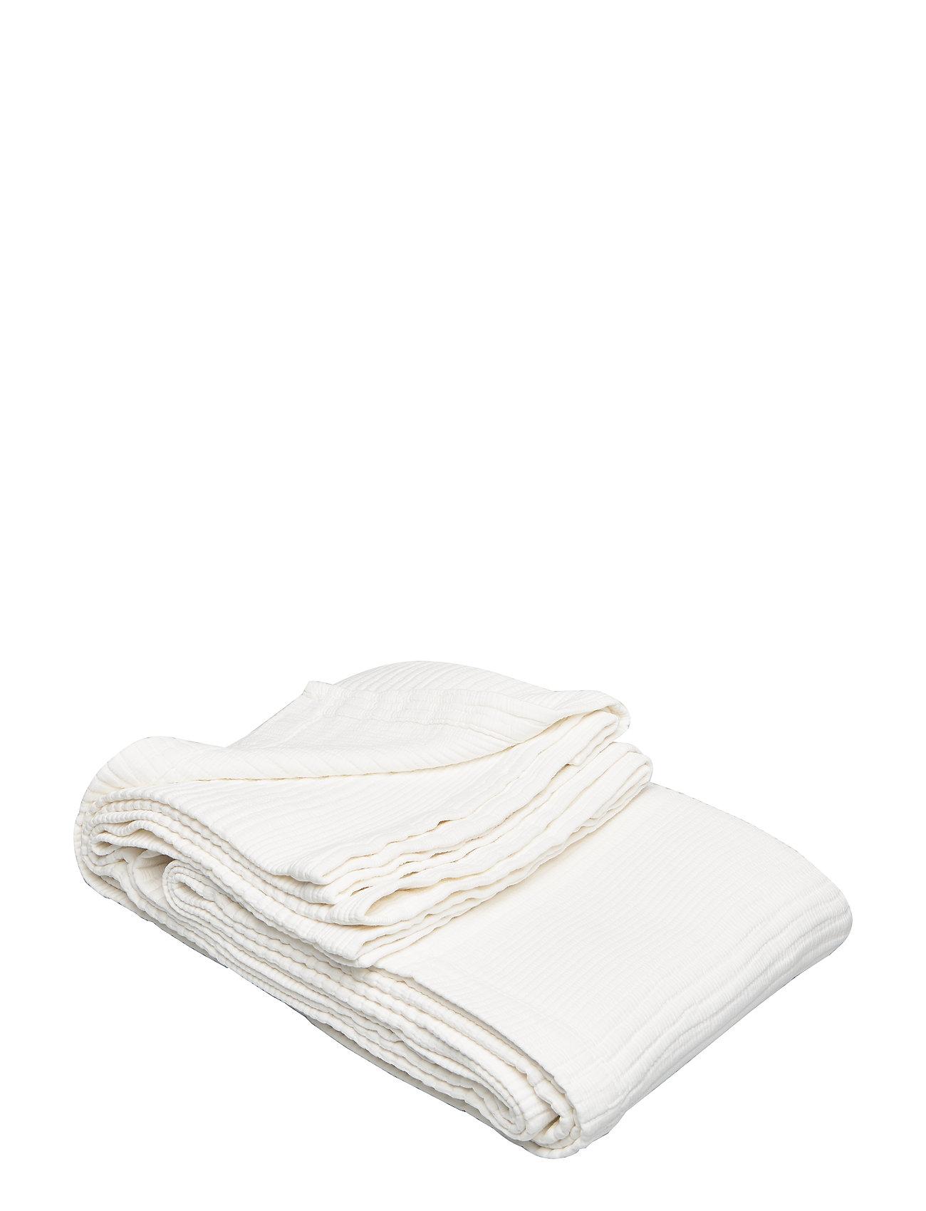 Lexington Home Quilt Cotton Bedspread - WHITE