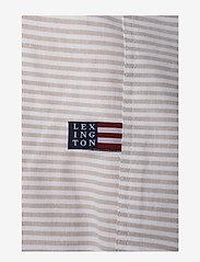 Lexington Home - Pin Point Beige/White Duvet - housses de couette - beige/white - 1