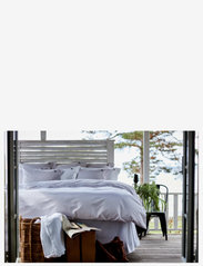 Lexington Home - Pin Point Gray/White Duvet - dekbedovertrekken - gray/white - 2