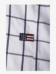 Lexington Home - Pin Point Shaker Navy Duvet - dekbedovertrekken - navy/white - 1