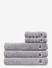 Lexington Home - Original Towel Dark Gray - serviettes de bain - dk. gray - 0