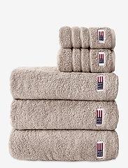 Lexington Home - Original Towel Tan - ręczniki kąpielowe - tan - 0