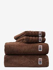 Lexington Home - Original Towel Hazel Brown - ręczniki kąpielowe - hazel brown - 0