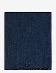 Lexington Home - Icons Cotton Twill Denim Tablecloth - kankaiset lautasliinat - denim blue - 0