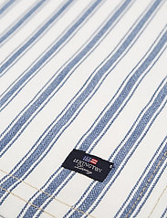 Lexington Home - Icons Cotton Herringbone Striped Placemat - pöytätabletit & lasinaluset - blue/white - 1