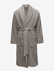Lexington Home - Lexington Original Bathrobe - badjassen - gray - 0