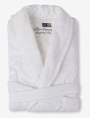Lexington Home - Lexington Original Bathrobe - kylpytakit - white - 2