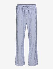 Lexington Home - Pajama Set organic - pyjamat - lt blue/white - 2