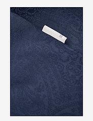 Lexington Home - Hotel Sateen Jacquard Blue Duvet - housses de couette - blue - 1