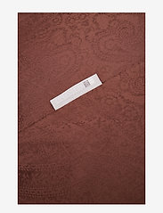 Lexington Home - Hotel Sateen Jacquard Chestnut Duvet - bedding sets - chestnut - 1