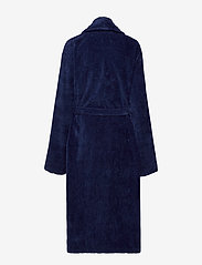 Lexington Home - Hotel Velour Robe - pegnoirs - dress blue - 1