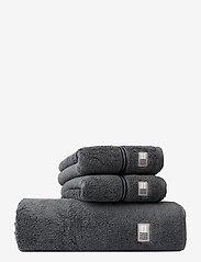 Lexington Home - Lexington Hotel Towel Gray/Dk Gray - hand towels & bath towels - gray/dk gray - 0