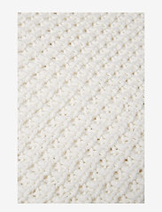 Lexington Home - Knitted Cotton Throw - blankets - beige - 1