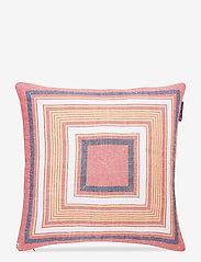 Lexington Home - Multi Stripe Sham - tyynyliinat - red/white - 1