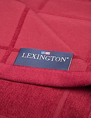 Lexington Home - Velvet Bedspread - päiväpeitto - red - 1